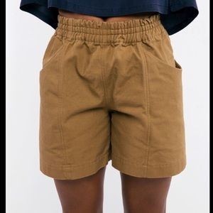 ES Clyde shorts (my cotton 6 for your linen 4)